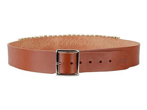 cartridge belt 2 38 cal 25 loops leather