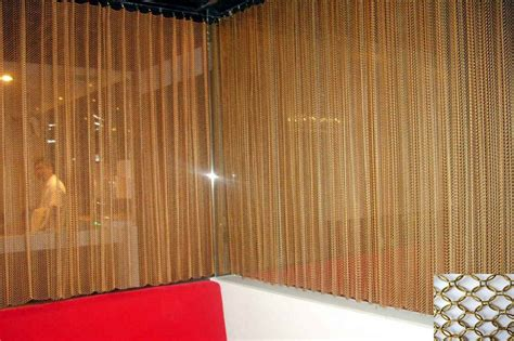decorative partition curtains metal mesh curtain chain link fence decorative wire mesh