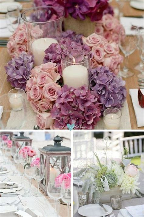Wedding Flowers Reception Ideas by Wedding Table Ideas What To Put On Wedding Reception Tables