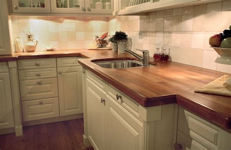Wood Countertop by Counter Intelligence From Concrete Wood To Quartz