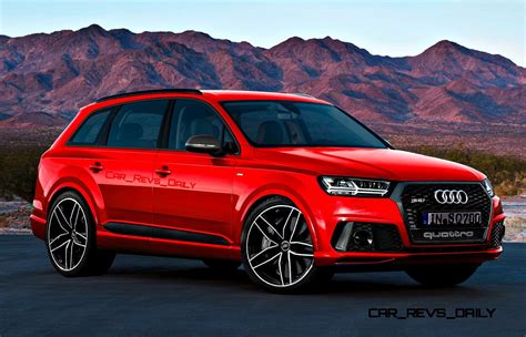 Audi Rs Q7 by Future Suv Renderings 2016 Audi Rs Q7 10