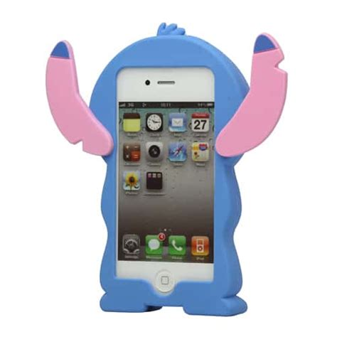 Stitch Iphone 4 4s stitch iphone iphone 4 4s kawaii
