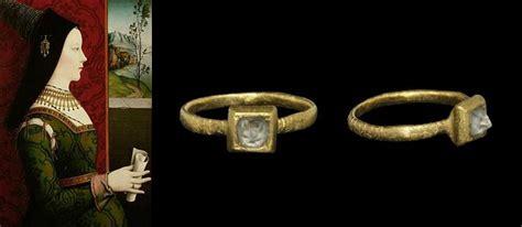 the origin of the engagement ring bespoke diamonds