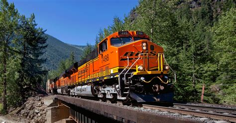 bnsf to purchase new locomotives and freight cars