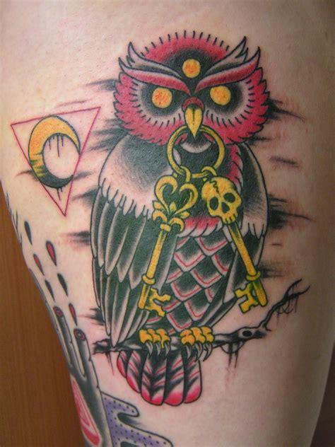 traditional owl tattoo 15 outstanding owl tattoos me now