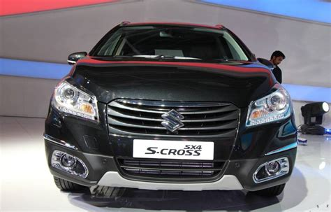 Maruti Suzuki India Cars Maruti Suzuki S Cross Launch Date Revealed In India