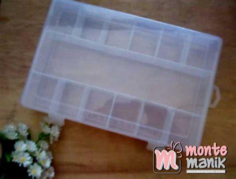 Box 18 Sekat box wadah penyimpan manik manik 13 sekat box 04