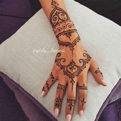 henna tattoos for hands tatoo de hena me mega encanta henna
