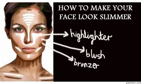 round faces how to look thinner men how to apply makeup to a round face bysandrapedersen