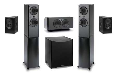 atlantic thx ultra2 home theater speaker system introduced