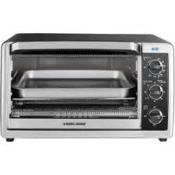 Black And Decker Convection Countertop Toaster Oven Black Amp Decker 6 Slice Convection Toaster Oven Black And