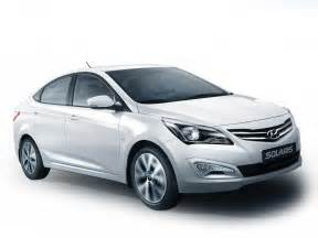 hyundai new car models hyundai verna vs new model facelift 2015 pics details