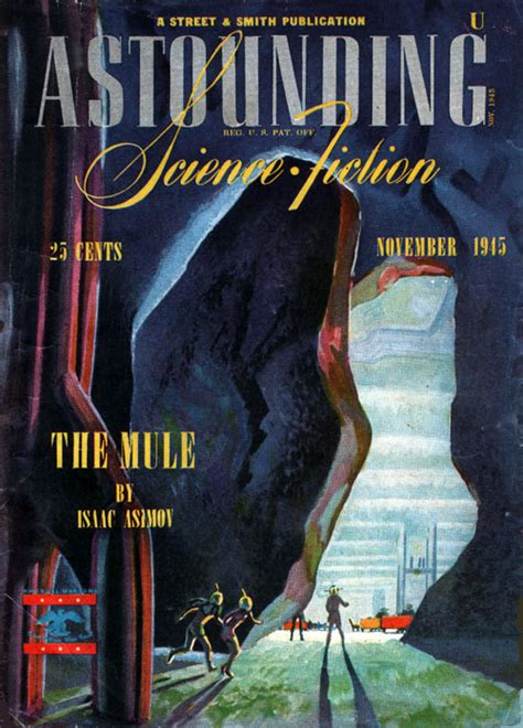 entertainment psychohistory the mule isaac asimov