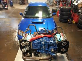 Subaru Sti Engine Subaru Wrx Sti Engine Build Autoleader South