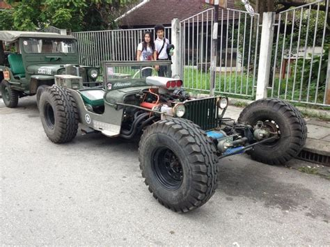 Jeep Rat Rods Jeep Rat Rods Rides