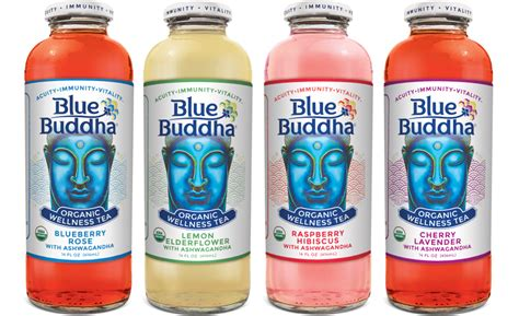 Blue Buddha Organic Wellness Tea   2016 03 21   Beverage Industry