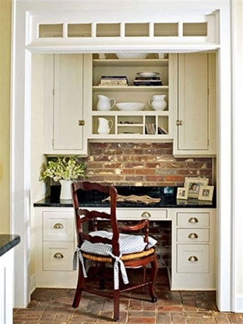 kitchen office ideas 25 best ideas about kitchen office nook on pinterest