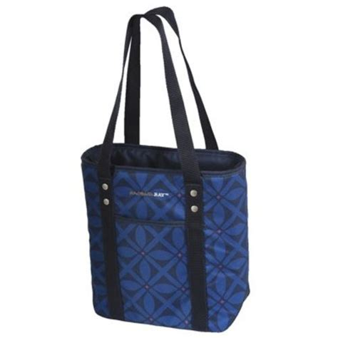 lunch tote rachael thermal lunch tote blue reusable lunch bags kitchen dining