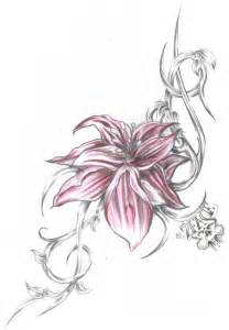 orchid tattoo meaning flower tattoo flash
