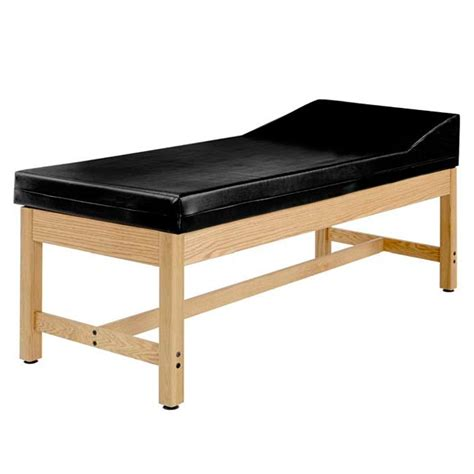 medical bench diversified woodcrafts medical treatment bench fab 7230 first aid couch