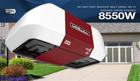 Liftmaster Belt Drive Garage Door Opener Residential Garage Door Openers Lancaster Door Service Llc