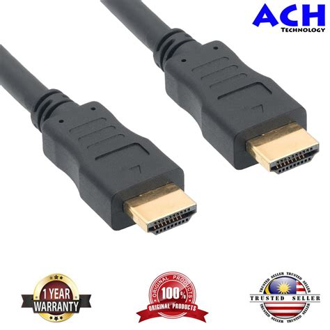 hdmi cable 5 meters lazada kabel micro hdmi to hdmi 1 5m kabel micro hdmi 1 5 meter