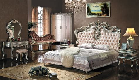 European Bedroom Sets by European Style Bedroom Furniture Set Upholstered Headboard
