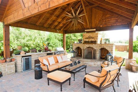 covered patio outdoor covered patios arbors fences stone work in
