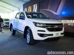 Chevrolet S10 Mexico Chevrolet S10 2017 Llega A M 233 Xico Desde 254 400 Pesos