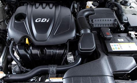 2011 Kia Optima Gdi Engine Car And Driver