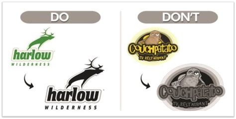 design a logo using office the 7 do s and don ts of logo design