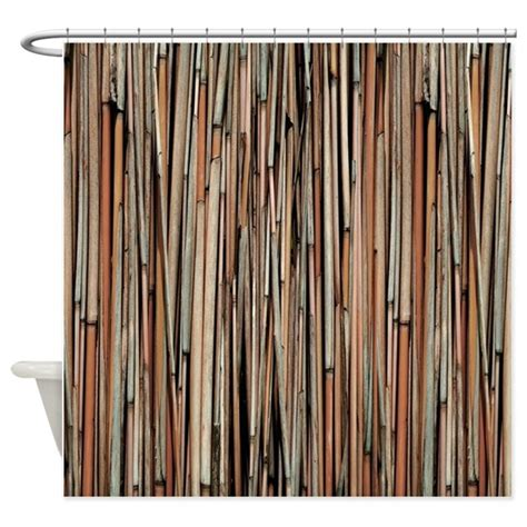 bamboo cafe curtains bamboo shower curtain by simpleshopping