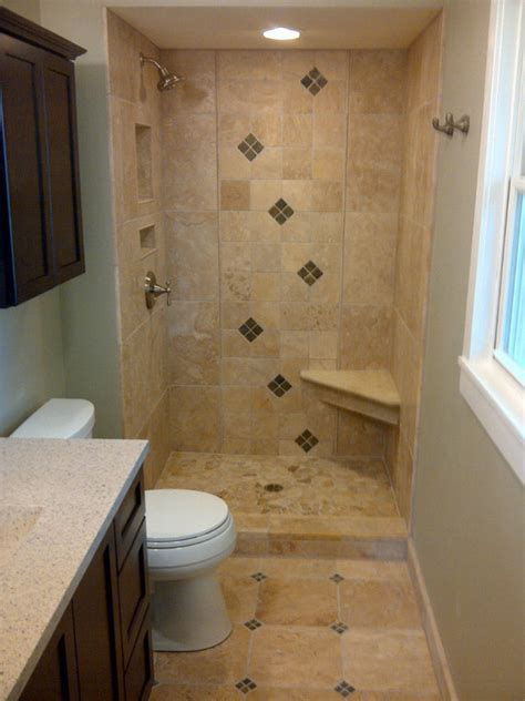 Remodel Small Bathroom With Shower Brookfield Small Bathroom Remodel