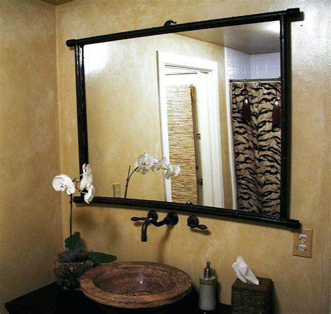 large unique bathroom mirrors top bathroom decorating