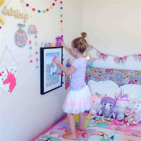 Unicorn Bedroom Decorating Ideas by Unicorn Room Decor Bed Arch Dsgn