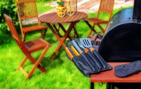 summer or picnic stock photo image of
