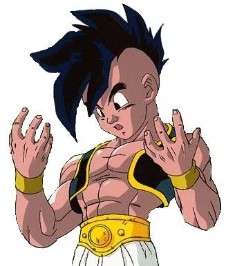 what is uub called after joining with majin buu (the fat