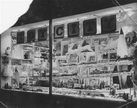 scranton christmas windows 1938 1960
