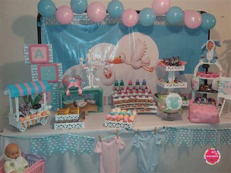 Mesa De Postres Para Baby Shower by Mesas De Dulces Para Baby Shower Imagui