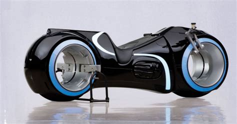 fully functioning tron bike  sale electric light