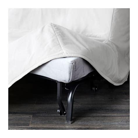 Futon Lattenrost by Lycksele Murbo Two Seat Sofa Bed Ransta White Ikea