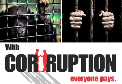 cites general s presentation on corruption and