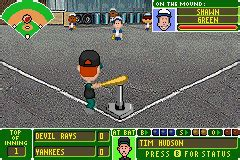 Backyard Baseball Browser Play Backyard Baseball Play Boy Advance