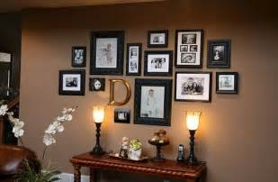 Pics photos photo wall ideas decoration irregular photo wall ideas