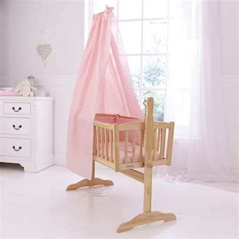 standing bed new clair de lune pink cot cot bed crib free standing