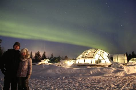 igloo to watch northern lights jamie amazing northern lights at the glass igloo village