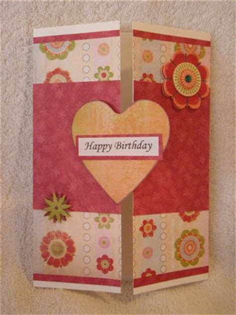 Happy Birthday Handmade - birthday cards ideas birthday card design