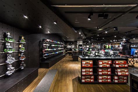 habitat sports shoe store cycle vmsd