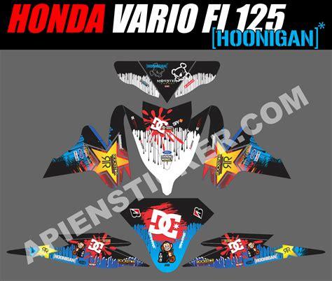 Sticker Striping Motor Stiker Honda Supra X Transformers Hijau Spec A 38 harga striping rr 2015 striping motor