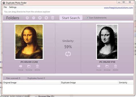 Photo Finder Media Freeware Our Free Duplicate Photo Finder